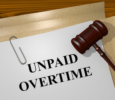 Unpaid Overtime, Harland Law Firm