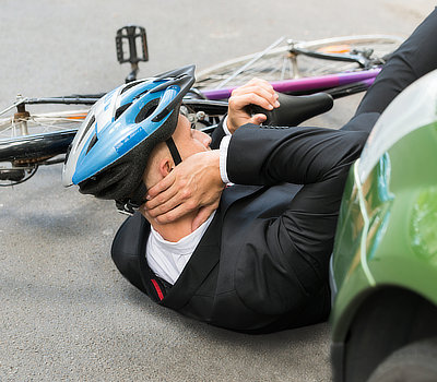 bicycle accident harland law firm